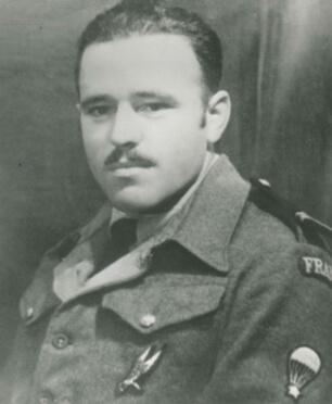 Portrait de Emile Bouetard