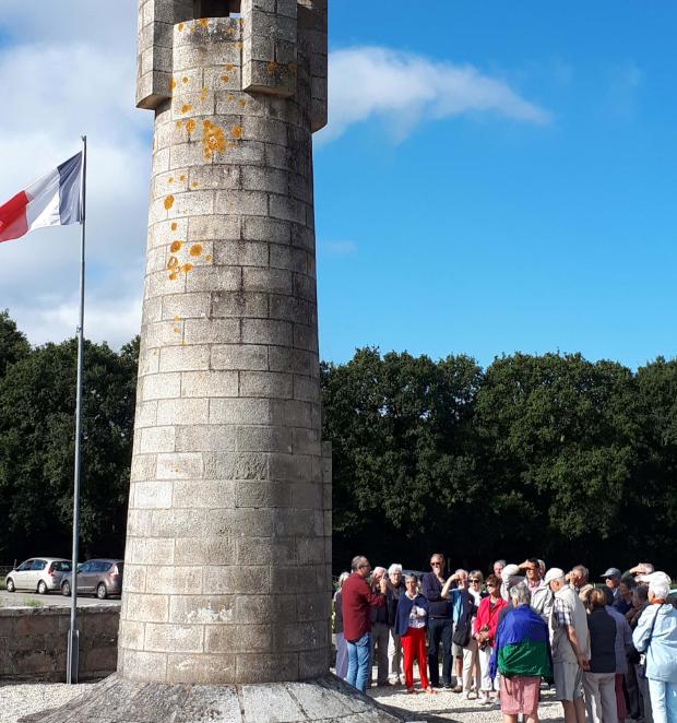 parcours musée de la résistance en bretagne vue 2